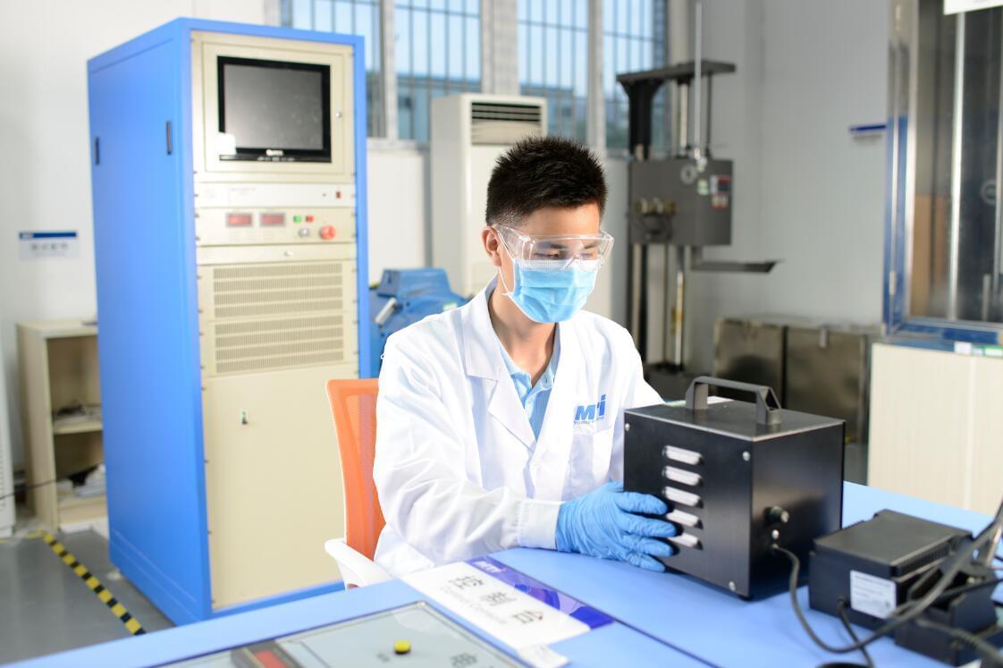 新能源电池实验室