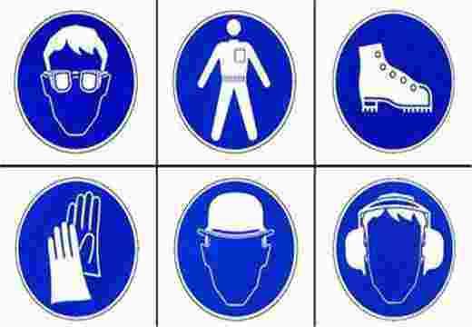 个人防护指令-PPE